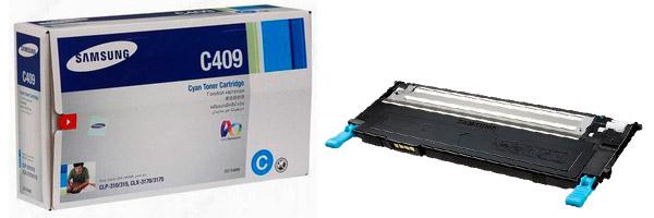 Заправка картриджа CLT-C409S