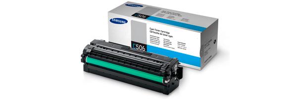 Заправка картриджа CLT-C506L
