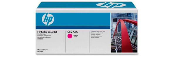 Заправка картриджа CE273A