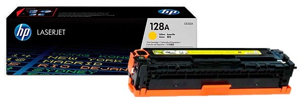 Заправка картриджа CE322A