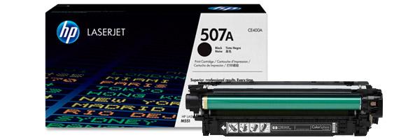 Заправка картриджа CE400A