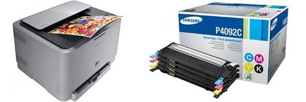 Заправка картриджа Samsung CLP 310