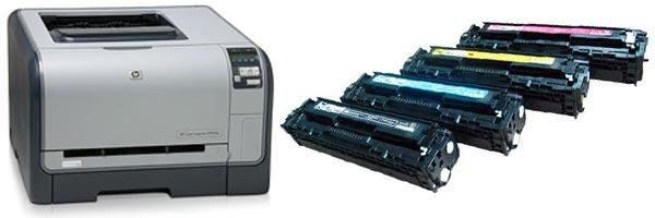 Заправка картриджа HP 1515