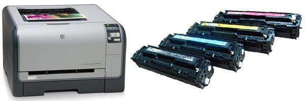 Заправка картриджа HP 1518