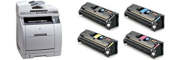Заправка картриджа HP 2840