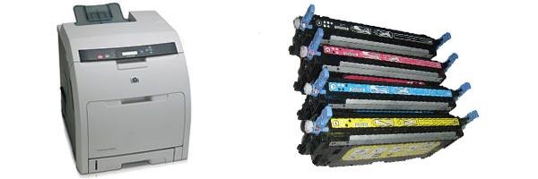 Заправка картриджа HP CP 3505