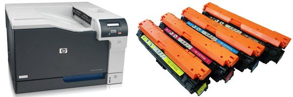 Заправка картриджа HP CP5220
