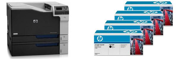 Заправка картриджа HP CP5525