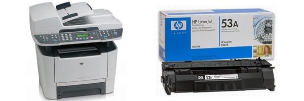 Заправка картриджа HP M2727