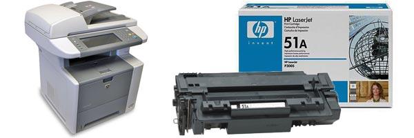 Заправка картриджа HP M3027