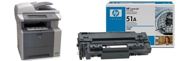 Заправка картриджа HP M3035