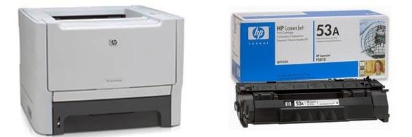 Заправка картриджа HP P2014