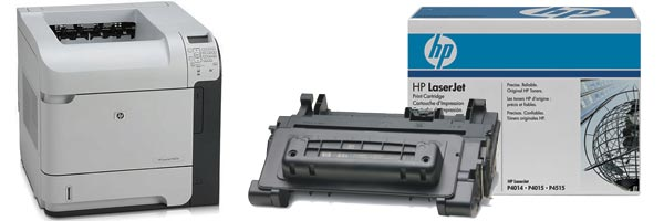 Заправка картриджа HP P4515