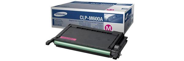 Заправка картриджа CLP-M600A