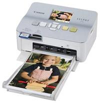 Принтер Canon Selphy