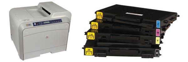 Заправка картриджа Xerox 6100