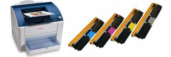 Заправка картриджа Xerox Phaser 6120