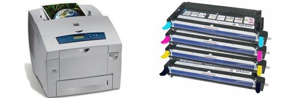 Заправка картриджа Xerox Phaser 6180
